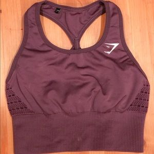 Gymshark Energy+ Sports Top Small